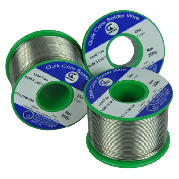 CT-LF Lead Free Solder Wire