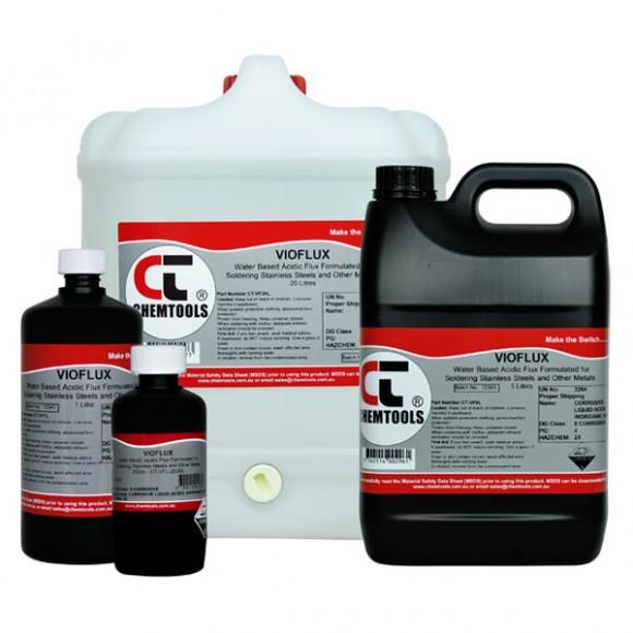 Vioflux Liquid Flux Product Range