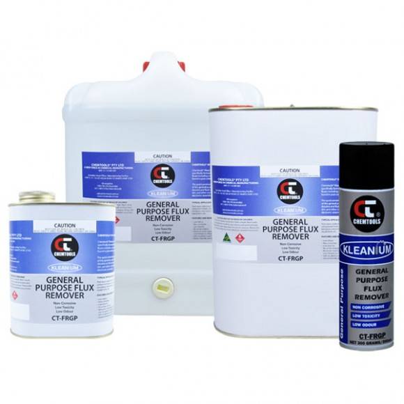 General Purpose Flux Remover Product Range