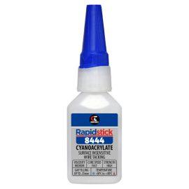 Rapidstick 8444 Cyanoacrylate Adhesive, 25ml