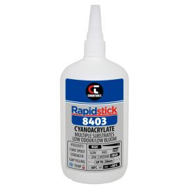 Rapidstick 8403 Cyanoacrylate Adhesive, 500g