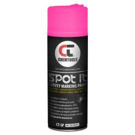 Spot It Survey & Spot Marking Paint - Fluro Pink, 350g