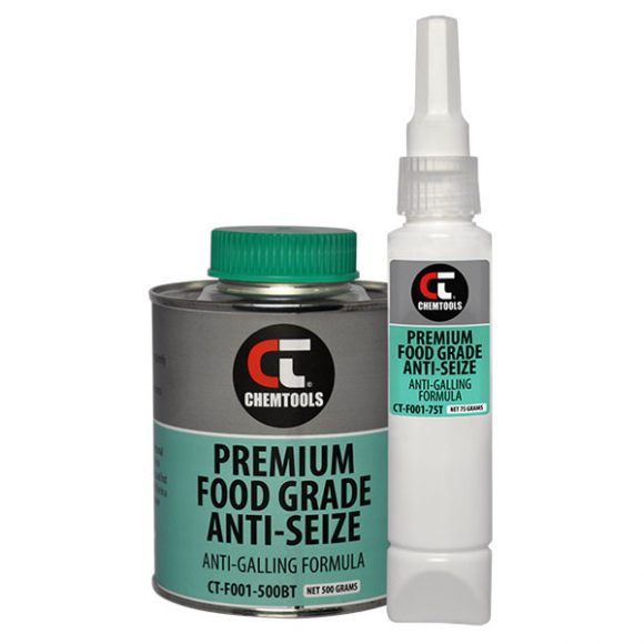 Premium Food Grade Anti-Seize Product Range