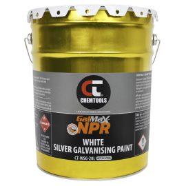 GalMax™ NPR White Silver Galvanising Paint, 20L