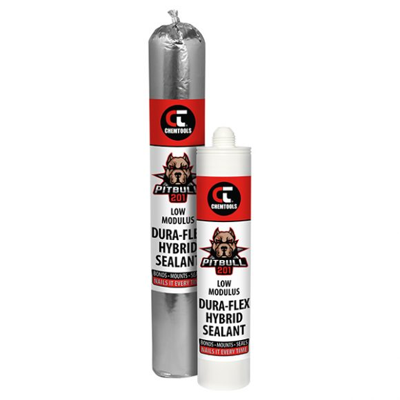 Rapidstick™ PITBULL 201 Dura-Flex Hybrid Sealant Product Range