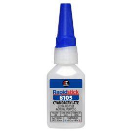 Rapidstick™ 8105 Cyanoacrylate Adhesive, 25ml