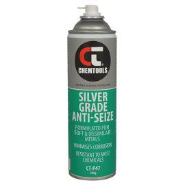 Silver Grade Anti-Seize, 300g Aerosol