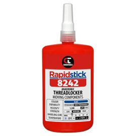 Rapidstick 8242 Anaerobic Threadlocker, 250ml