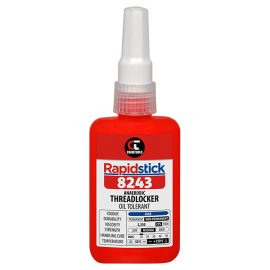 Rapidstick 8243 Anaerobic Threadlocker, 50ml