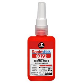 Rapidstick 8272 Anaerobic Threadlocker, 50ml