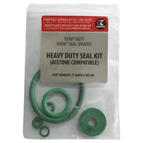 Heavy Duty Seal Kit (Acetone Compatible)
