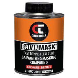GalvaMask™ Galvanising Masking Compound, 250g Brush Top