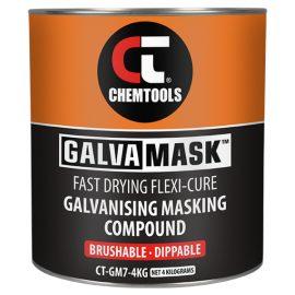 GalvaMask™ Galvanising Masking Compound, 4Kg Tin