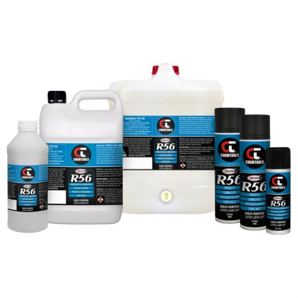 DEOX R56 Multi-Purpose Super Lubricant Product Range