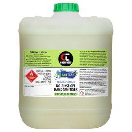 Kleanitize No-Rinse Gel Hand Sanitiser (Ethanol-Based), 20L