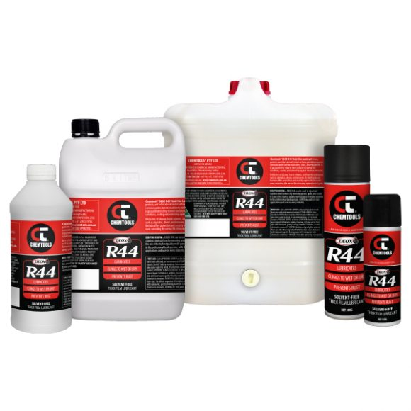 DEOX R44 Thick Film Lubricant Product Range