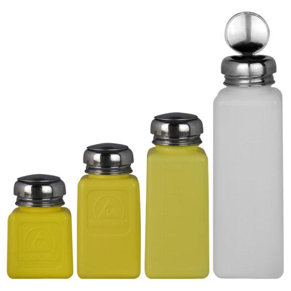 ESD Safe Pump Dispenser Product Range